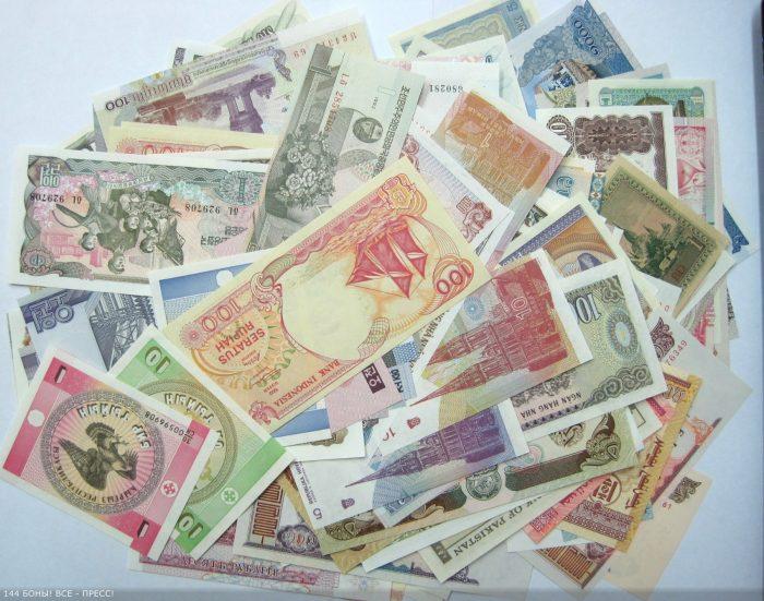 обучает фото денежных купюр разных стран лущик стала